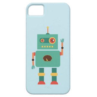 ロボット iPhone SE/5/5s ケース