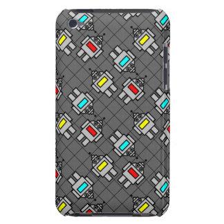 ロボットipod touchの穹窖の箱 Case-Mate iPod touch ケース