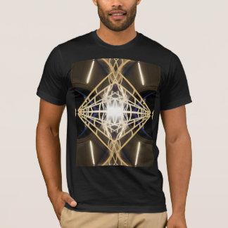 ロボティックサイボーグのサイエンスフィクションの粋なロボット上品 Tシャツ