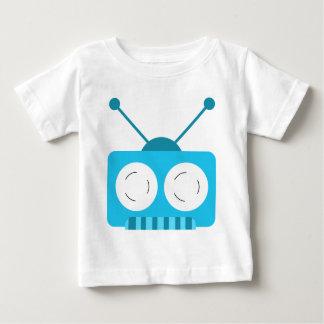 ロボティック ベビーTシャツ