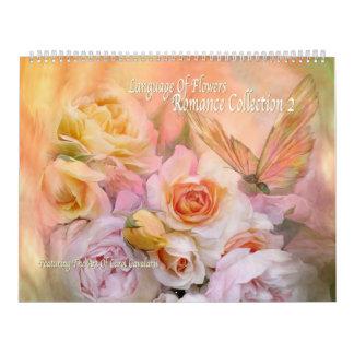 ロマンスのコレクション2の芸術のカレンダー カレンダー