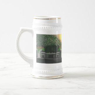 ロマンスの庭Stien ビールジョッキ