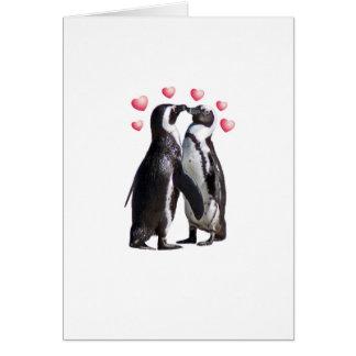 ロマンスペンギン カード