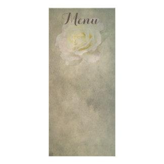 ロマンスヴィンテージのバラ ラックカード