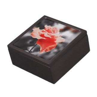 ロマンチックなばら色の花#3 ギフトボックス
