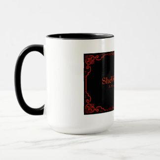 ロマンチックなオレンジ マグカップ