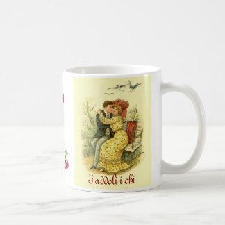 ロマンチックなギフトのマグ コーヒーマグカップ