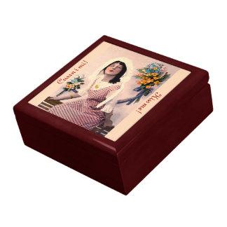 ロマンチックなギフト用の箱 ギフトボックス