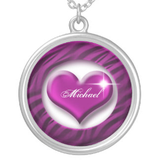 ロマンチックなデキセドリン錠愛バレンタインのギフト シルバープレートネックレス
