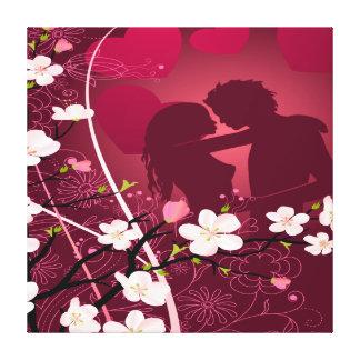 ロマンチックな優れたキャンバスプリント キャンバスプリント
