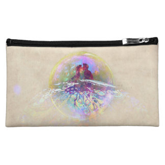 ロマンチックな化粧品のバッグ コスメティックバッグ