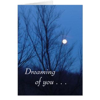 ロマンチックな夢 カード
