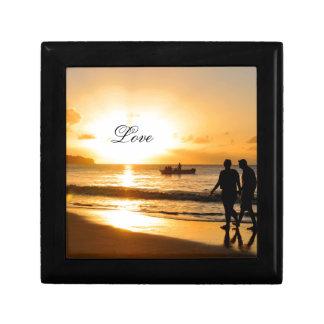 ロマンチックな日没 ギフトボックス
