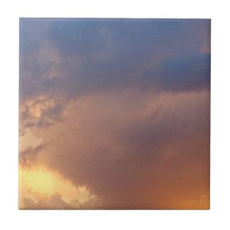 ロマンチックな空、セラミックタイル タイル