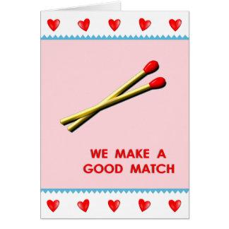 ロマンチック カード