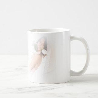 ロマンチック コーヒーマグカップ