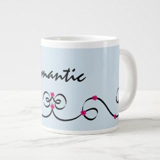 ロマンチック ジャンボコーヒーマグカップ