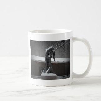ロミオおよびJulietの冬の容認、セントラル・パーク コーヒーマグカップ