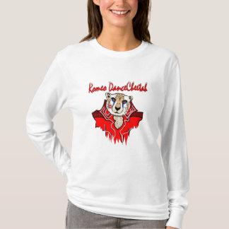 ロミオのダンスのチータ Tシャツ