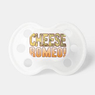 ロミオのブルーチーズ おしゃぶり