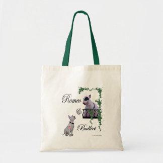ロミオ及びBullietのバッグ トートバッグ