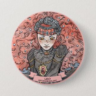 ロリータの(占星術の)十二宮図 缶バッジ