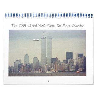 ロングアイランドおよびNYCはこれ以上の2014カレンダーを置きません カレンダー