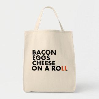 ロングアイランドの朝食サンドイッチ トートバッグ