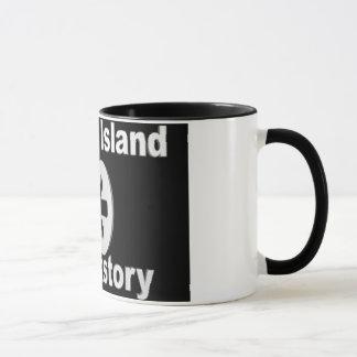 ロングアイランドのBackstoryのコーヒー・マグ マグカップ
