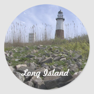 ロングアイランド- Montauk ラウンドシール