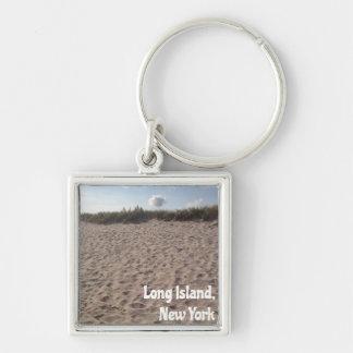 ロングアイランド、NY Keychain キーホルダー