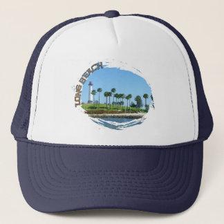 ロングビーチのクールな帽子! キャップ