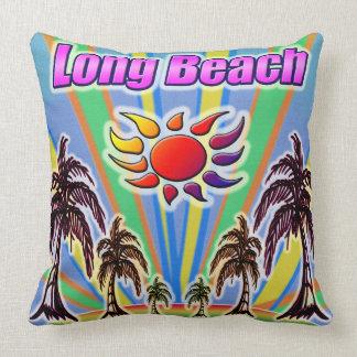 ロングビーチの夏愛枕 クッション