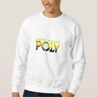 ロングビーチの多電気 スウェットシャツ