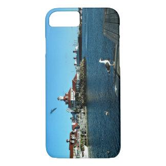ロングビーチ: メリー女王及び海岸線の村 iPhone 8/7ケース