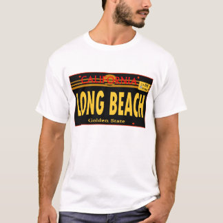 ロングビーチ -- Tシャツ