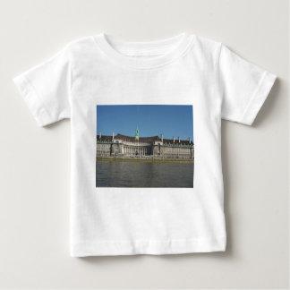 ロンドンのアクアリウム ベビーTシャツ