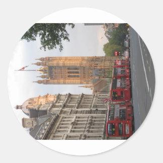 ロンドンのインスピレーション ラウンドシール