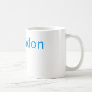 ロンドンのタクシー コーヒーマグカップ