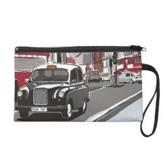 ロンドンのタクシー リストレット
