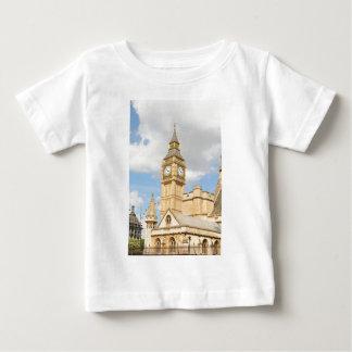 ロンドンのビッグベン ベビーTシャツ