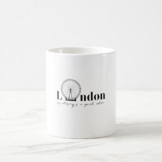 ロンドンのマグ コーヒーマグカップ