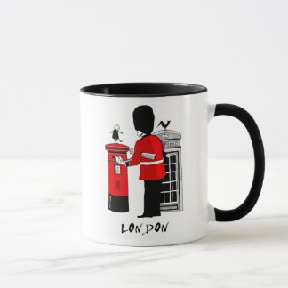 ロンドンのマグ マグカップ