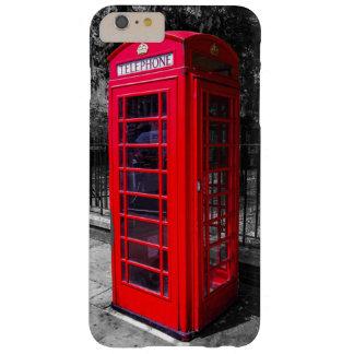 ロンドンの公衆電話ボックスの例(iPhone 6/6sと) Barely There iPhone 6 Plus ケース