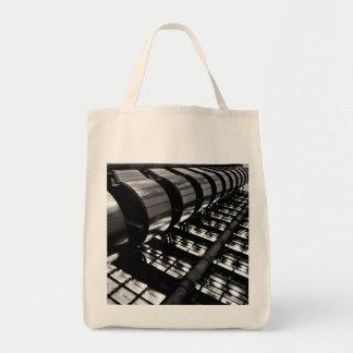 ロンドンの建物のロイド トートバッグ