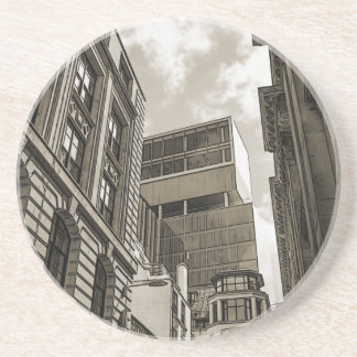 ロンドンの建築 コースター