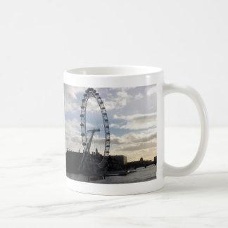ロンドンの目のマグ コーヒーマグカップ