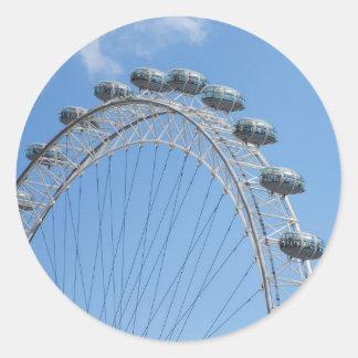 ロンドンの目の観覧車 ラウンドシール