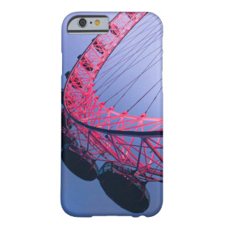 ロンドンの目の電話箱 BARELY THERE iPhone 6 ケース