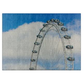 ロンドンの目、イギリス カッティングボード